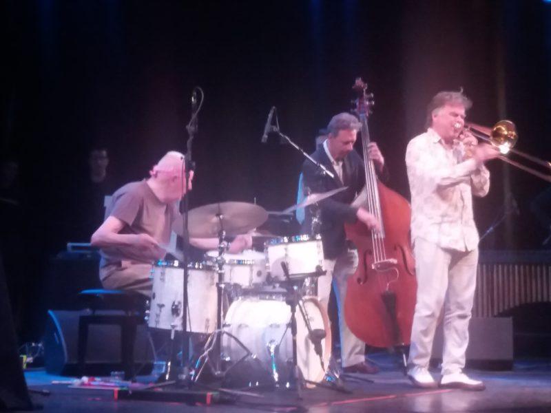Il jazz originale di Han Bennink al Torino Jazz Festival.