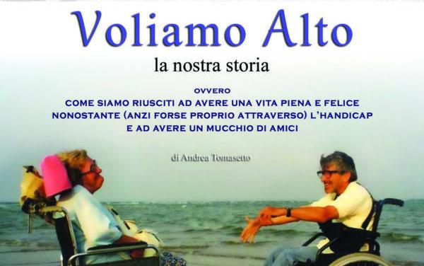 """Film a teatro per """"Volare Alto""""."""