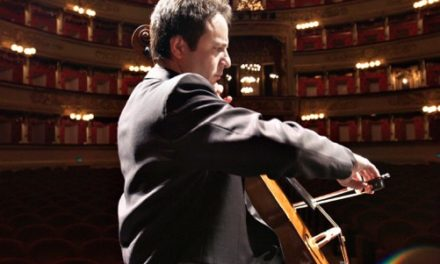 L'Unione Musicale propone le cello suite eseguite da Massimo Polidori.