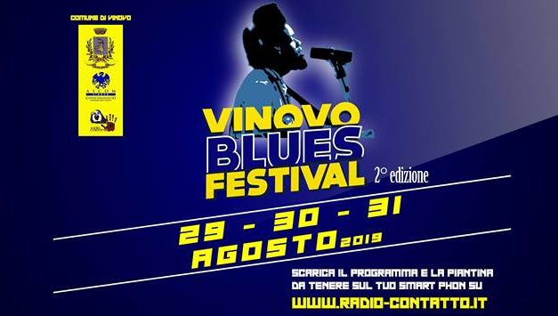 Il Vinovo Blues Festival porta il rumore dell'anima in concerto.