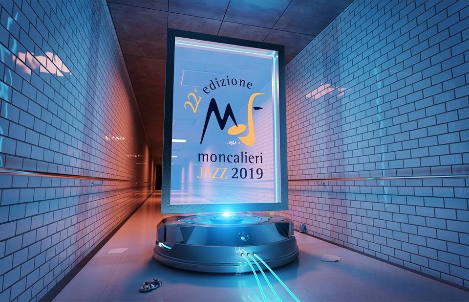 Il Moncalieri Jazz Festival alla 22° edizione sogna Leonardo.