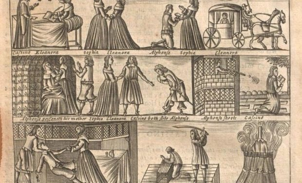 La cronaca nera più truce e il fumetto sono il dono di un mercante inglese.