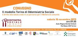 Il modello Torino di odontoiatria sociale