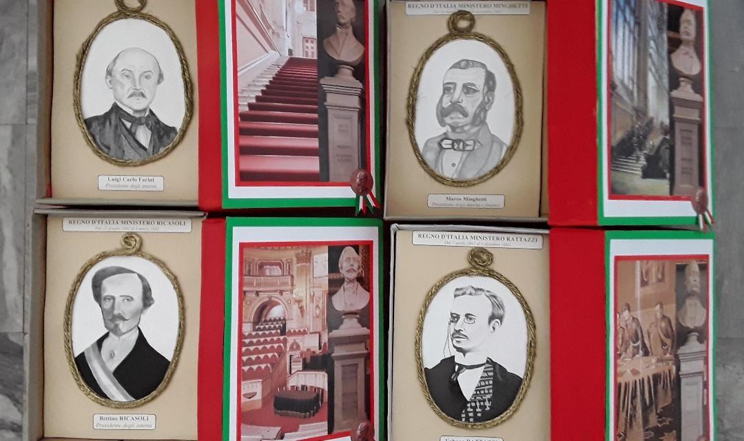 Alla riscoperta dei Ministri del Primo Senato d'Italia.