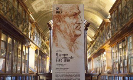 Il tempo di Leonardo da Vinci. Un nuovo percorso alla Biblioteca Reale.