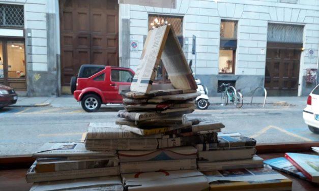 Anche a Torino il Silent book club: per condividere il piacere della lettura.