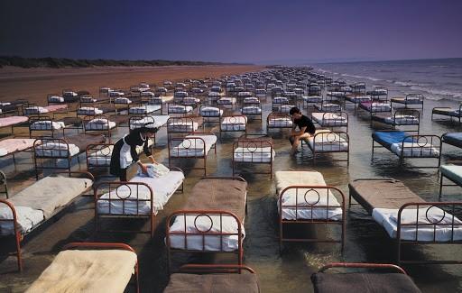 Ogr: cambio temporaneo di destinazione d'uso. Le visioni di un letto vuoto.
