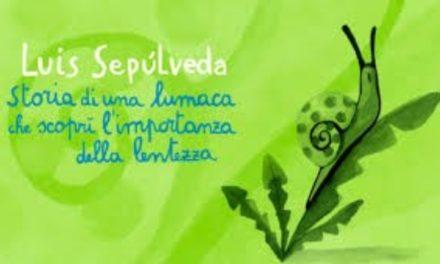 Luis Sepừlveda e l'arte di vivere.