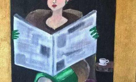 """Con """"Domani"""" di De Benedetti si avvera il libro profezia di Umberto Eco."""