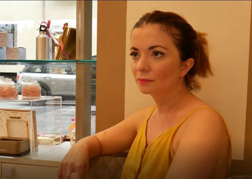 Video intervista a Marta Barone. Vincitrice del premio letterario Elio Vittorini.