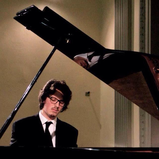 Recital del pianista Gianmarco Moneti al Tempio Valdese.