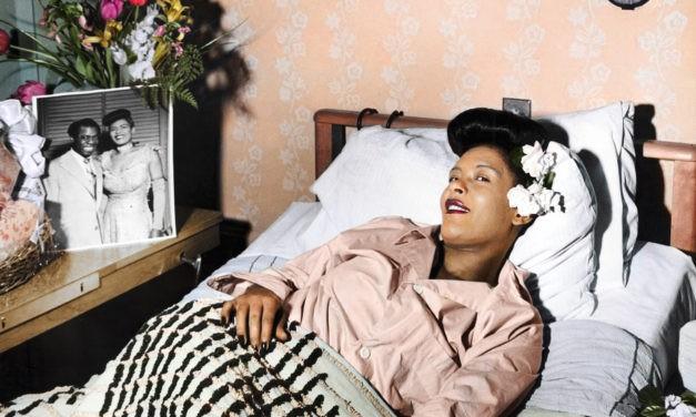 La signora Holiday nel filn di James Erskine. Una collaborazione Torino Film Festival e Seeyousound.