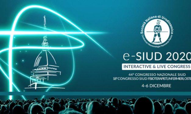 Il 44° Congresso della Società Italiana di Urodinamica si terrà a Torino dal 4 al 6 dicembre.