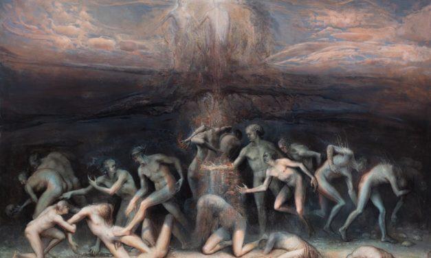 Dialogando con Agostino Arrivabene, il pittore che getta luce oltre la linea d'ombra.