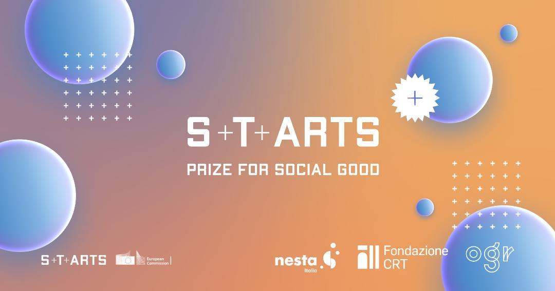 Partecipare al Prize for Social Good ? Sì, perché celebra l'importanza degli artisti.