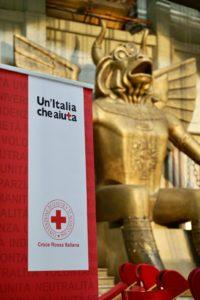 convenzione con la Croce Rossa.