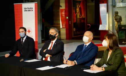 Il Museo Nazionale del Cinema firma una convenzione con la Croce Rossa.