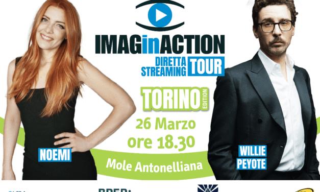 IMAGinAction Tour, prima tappa del Festival di videoclip a Torino