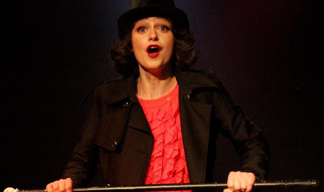 "Claudio Insegno dirige la Gypsy Musical Academy in ""Sweet Charity"""