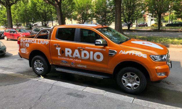 "ToRadio: parte un ""Touradio"" per tutta l'estate nelle piazze"