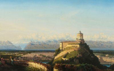 L'Infinita bellezza del paesaggio italiano. Duecento opere alla Reggia Di Venaria.