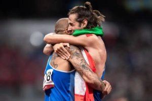 l'Italia dei giovani olimpici