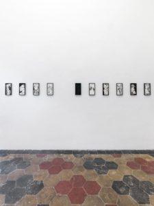 prima personale dell'artista Martina Stekcholzer.