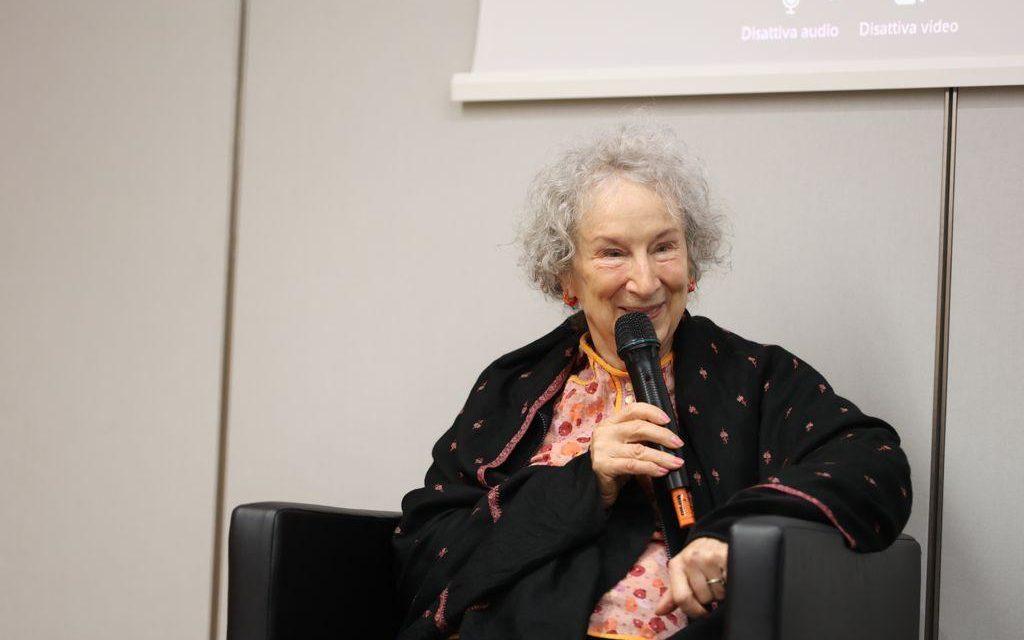 Parole per le persone. Margaret Atwood riceve il Premio Bottari Lattes.